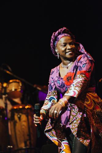 Angelique Kidjo © Emma Marshall