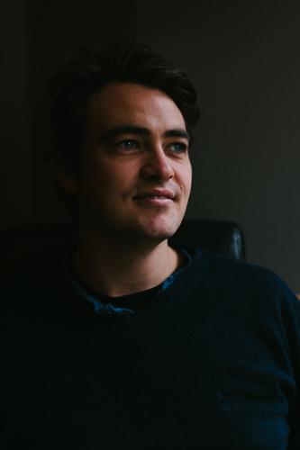 Rob, human rights worker © Emma Marshall