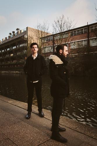 Alfie & Gene © Emma Marshall